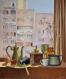 Still-Life By The Window,2017
