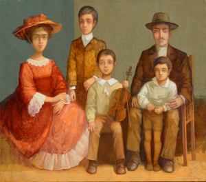 Family Portrait, 2015