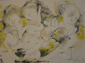 Composition 1, 2014