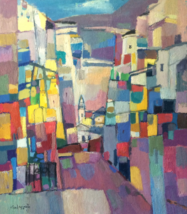 Colorful City, 2011