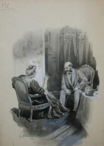 Conversation, 1906