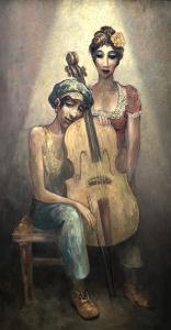 Violoncellist, 2012