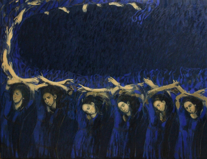 Dance of Serenity, 2020