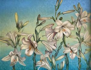 White Lilies, 1999