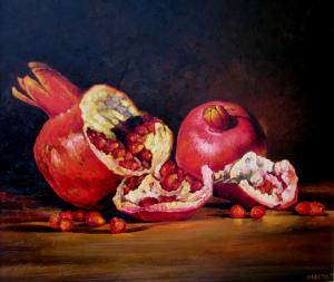 Pomegranates, 2016