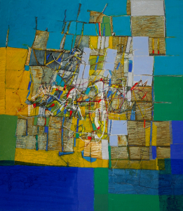 Composition N2, 2008