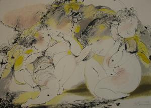 Composition 2, 2014