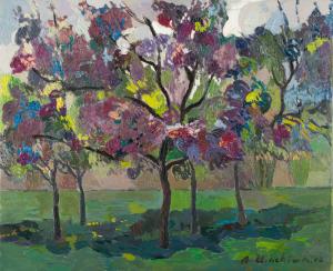 Saint Odile Garden, 2008