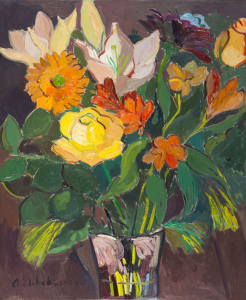 Still-Life With Flowers, 2007