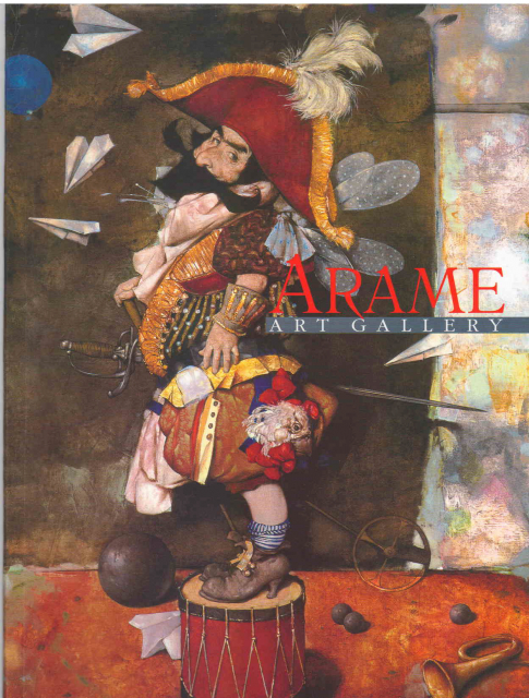 Arame Art Gallery, 2003