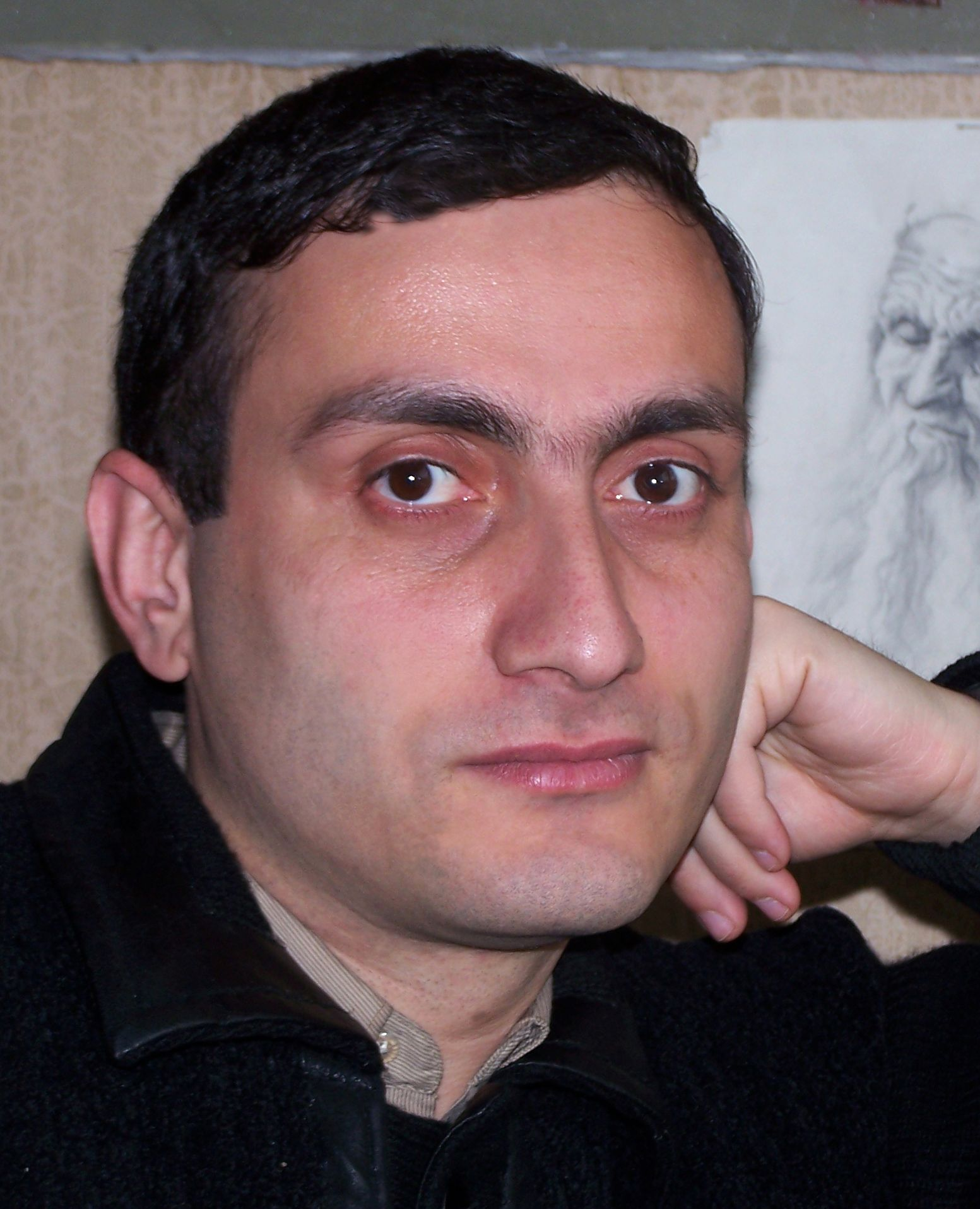 TIGRAN BARKHANAJIAN